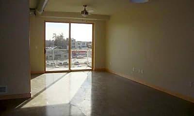 Living Room, MLK Lofts, 1