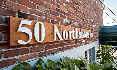 Community Signage, 50 Northshore Rd, 0
