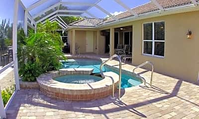 Pool, 4021 SW 11th Ave, 1