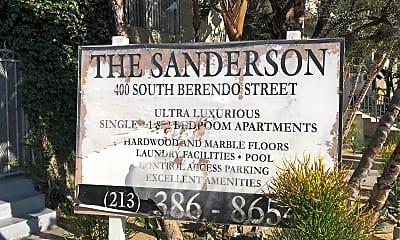 Sanderson, 1