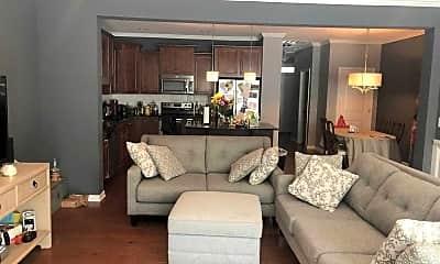 Living Room, 2439 Memory Ridge Drive, 1