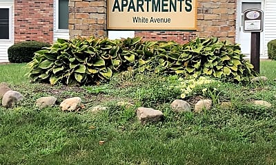 Bon Sue Apartments, 1