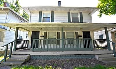 Building, 2831 E 19th St, 2