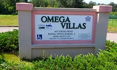 Omega Villas, 1