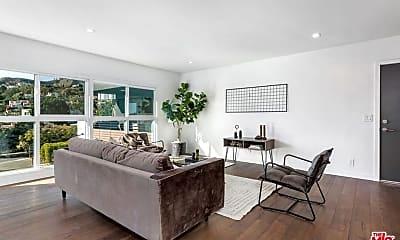 Living Room, 1425 N Crescent Heights Blvd 307, 1