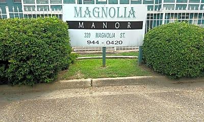 Magnolia Manor Apartments, 1
