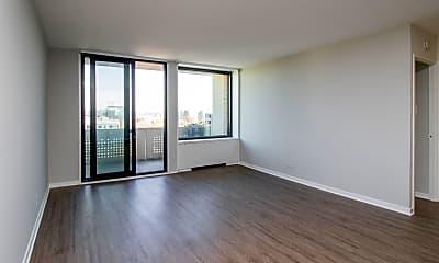 Living Room, 300 M St SW N808, 0
