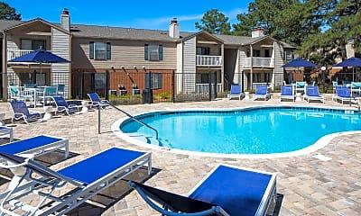 Pool, Ashford Place Apartment Homes, 1