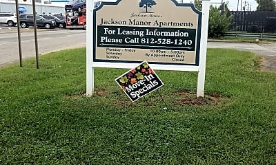 Jackson Manor Apartments, 1