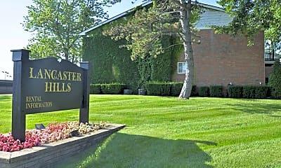 Community Signage, Lancaster Hills, 0