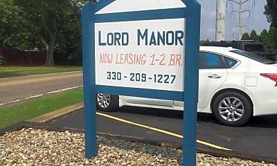 Lord Manor, 1