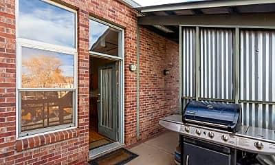 Patio / Deck, 2944 Zuni Street, Unit 10, 2
