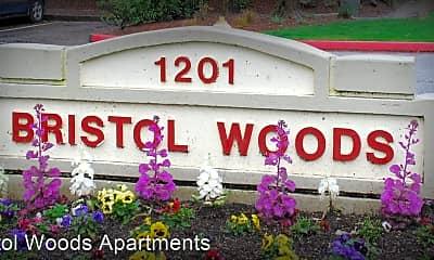 Community Signage, 1201 NE 8th St, 1