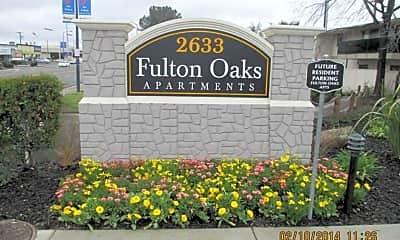 Fulton Oaks Apartments I & II, 0