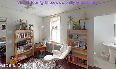 Living Room, 415 E Flora St, 0