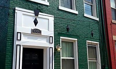 Building, 1009 Bradish St, 1