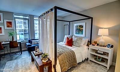 Bedroom, 7 Fan Pier Boulevard, 1