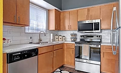 Kitchen, Lincoln at Central Park, 1