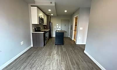 Living Room, 245 E 115th St 801, 0