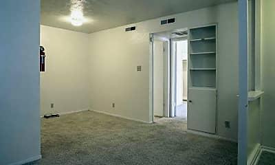 Living Room, Casa Del Sol Apartments, 1