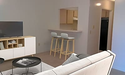 Parkwood Apartments, 1