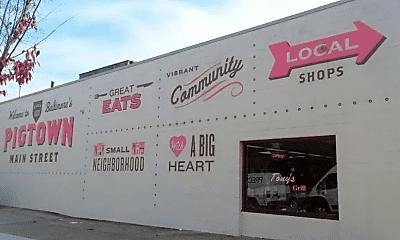Community Signage, 770 W Cross St, 2