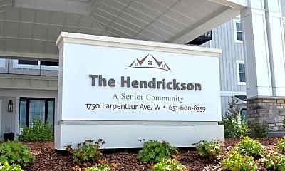 Community Signage, 1750 Larpenteur Ave W 418, 2