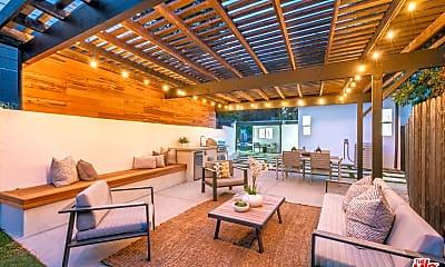 Patio / Deck, 3675 Ventura Canyon Ave, 0