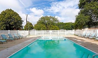 Pool, Arbor Crossing, 1