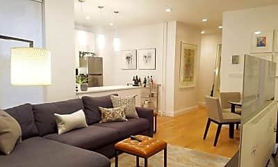 Living Room, 233 W 21st St, 0