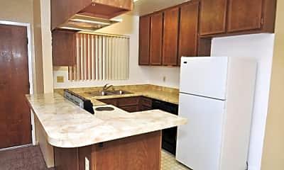 Kitchen, Ashwood Apartments, 2