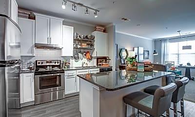 Kitchen, Walton Westside, 1
