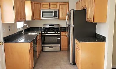 Kitchen, Wharton Arms, 0