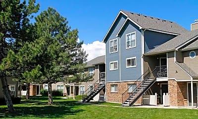 Building, Broadmoor Village, 0