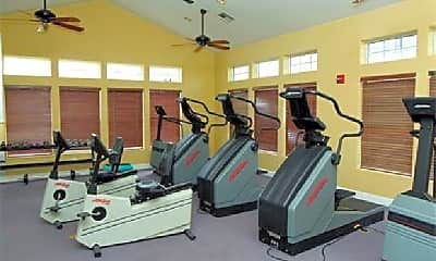 Fitness Weight Room, 6000 S Fraser St, 2