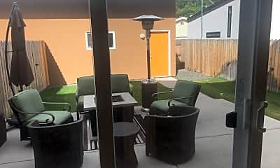 Patio / Deck, 4337 Vrain St, 2