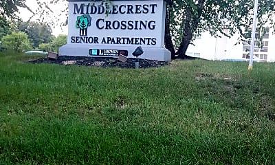 Middlecrest Crossing, 1