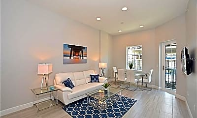 Living Room, 1500 State St 603, 1