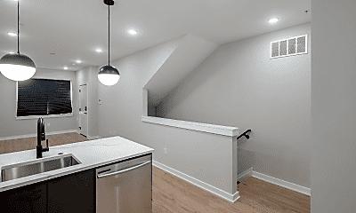 Kitchen, 1717 N 25th St, 1