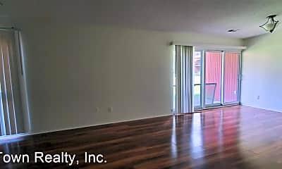 Living Room, 2411 Packard St, 2
