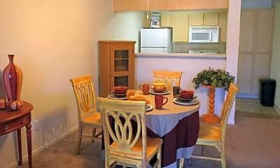Dining Room, Diamond Creek, 1