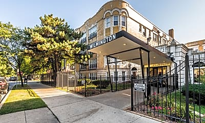 Building, 4901 S Drexel Boulevard, 1