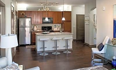 Kitchen, Austin Park Apartments, 0