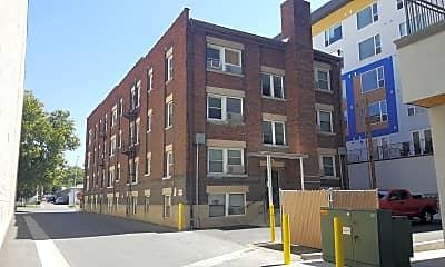 Building, 250 S 500 E, 0