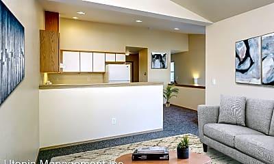 Living Room, 2122 - 2124 HARRIS AVE., 2