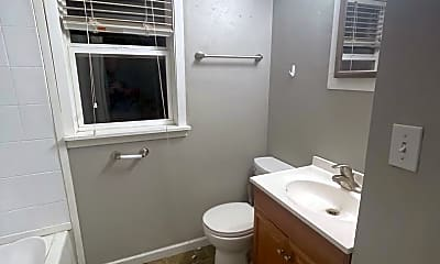 Bathroom, 418 Hartman Ave, 2
