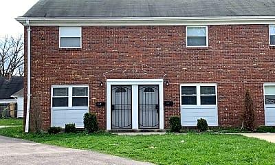 Building, 3516 Dorham Pl, 1