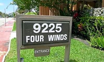 Community Signage, 9225 Collins Ave 609, 2