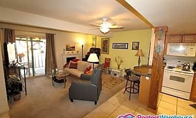 Living Room, 5300 E Cherry Creek South Dr, 1
