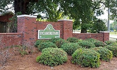 Sycamore Park, 1
